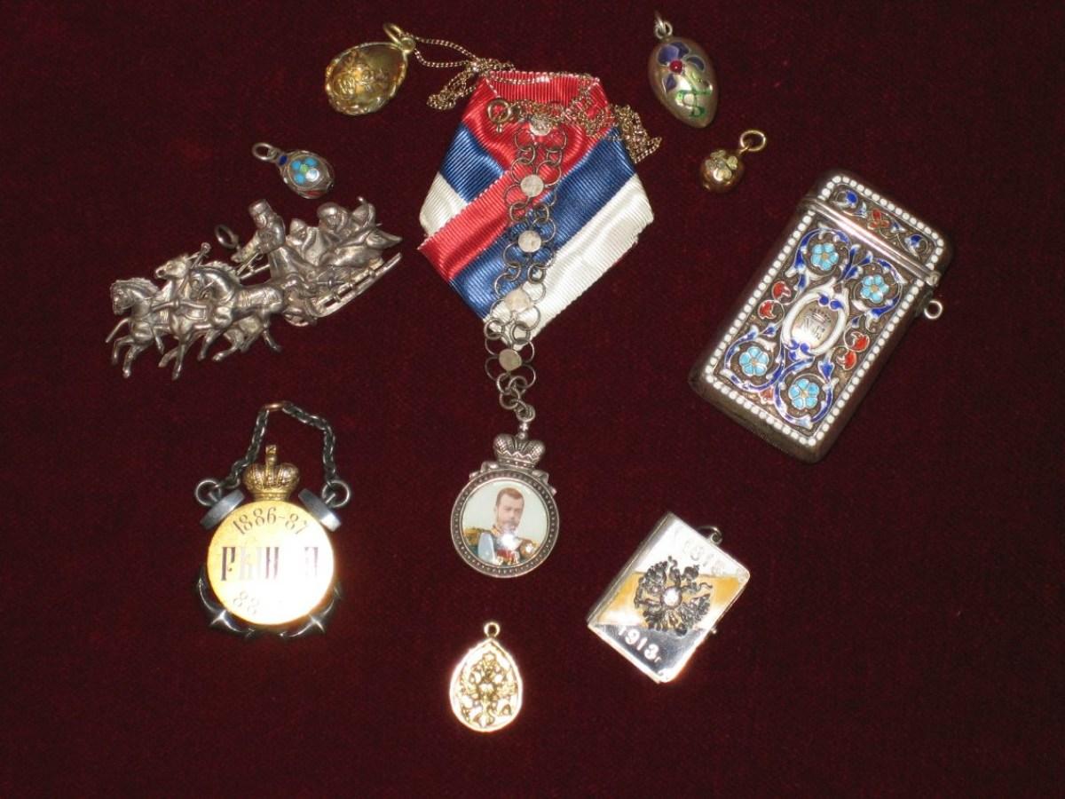 Подарки от марии федоровны